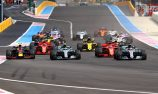 Formula 1 start times largely unchanged for 2019