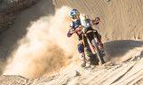 Dakar: Australian Wrap: Determined Price stays third