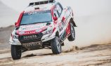 Al-Attiyah goes further ahead as Loeb wins Stage 8