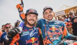 Brave Price wins second Dakar title with stage victory