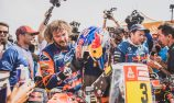 LIVE STREAM: 2019 Dakar Rally podium