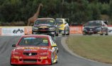 Smith sweeps NZ V8s in challenging conditions at Highlands