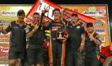 Hickman wins preliminary A-Main in Aus Sprintcar Open