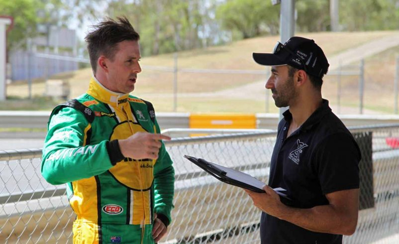 Winterbottom: Triple Eight factory visit 'a bit surreal'