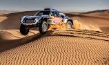 Sainz 'worried' by Dakar buggy reliability