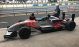 Poynting bolstered by maiden F3 laps ahead of W Series trials