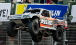 Brabham wins Stadium Super Trucks title