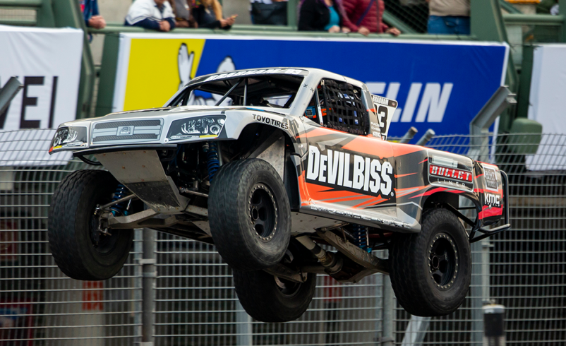 Super Trucks in positive talks with CAMS to lift ban