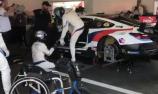 VIDEO: Alex Zanardi driver change practice