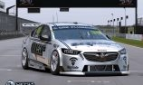 All-silver livery for new Matt Stone Racing Commodore