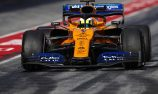 Norris sets pace, big guns suffer problems in second test