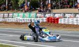 Loeskow dominates Australian Kart Championship opener
