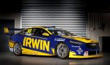 Irwin Racing uncovers livery for Team 18 Commodore