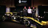 Motor Racing - Formula One - Renault Sport F1 Team RS19 Launch - Enstone, England