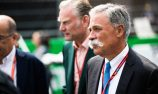 Carey describes F1 promoters' criticism as 'strange'