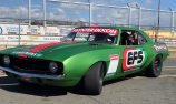 Harris relishing 'raw' TCM Camaro