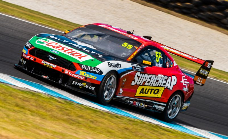 Mostert: Work to do to improve Mustang balance