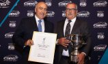 Ciccarello named Castrol Australian Official of the Year