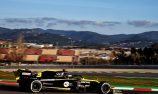 GALLERY: Ricciardo's first day of testing with Renault