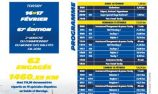 Michelin WRC Racecard: Rally Sweden