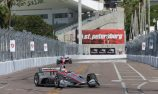 Power bags pole, Dixon has lucky escape in St Petersburg