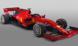 Ferrari to run revised livery in Australian GP