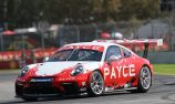 Wall takes Carrera Cup pole as Flack crashes