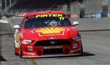 McLaughlin puts Mustang fastest in Adelaide Practice 2