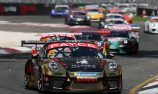 McBride holds off Wall to win Carrera Cup opener