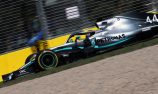 Hamilton edges Vettel by 0.038s in opening practice
