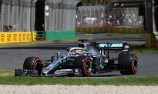 Hamilton fastest as Ferrari keeps its powder dry