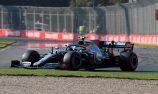 Hamilton on pole as Ricciardo misses cut