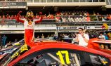 McLaughlin 'stoked' to win in front of Ford Performance big wigs