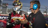 Mostert 'shocked' with fifth after Race 3 charge