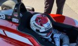 Hunter McElrea qualifies on front row on USF2000 debut