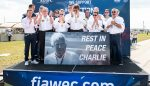 One minute of applause in memory of Charlie Whiting -1000 Miles of Sebring - Sebring international Raceway - Sebring - Florida - United States of America -