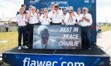 One minute of applause in memory of Charlie Whiting -1000 Miles of Sebring - Sebring international Raceway - Sebring - Florida - United States of America -