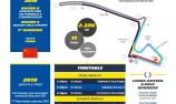 Michelin Formula E Racecard: China