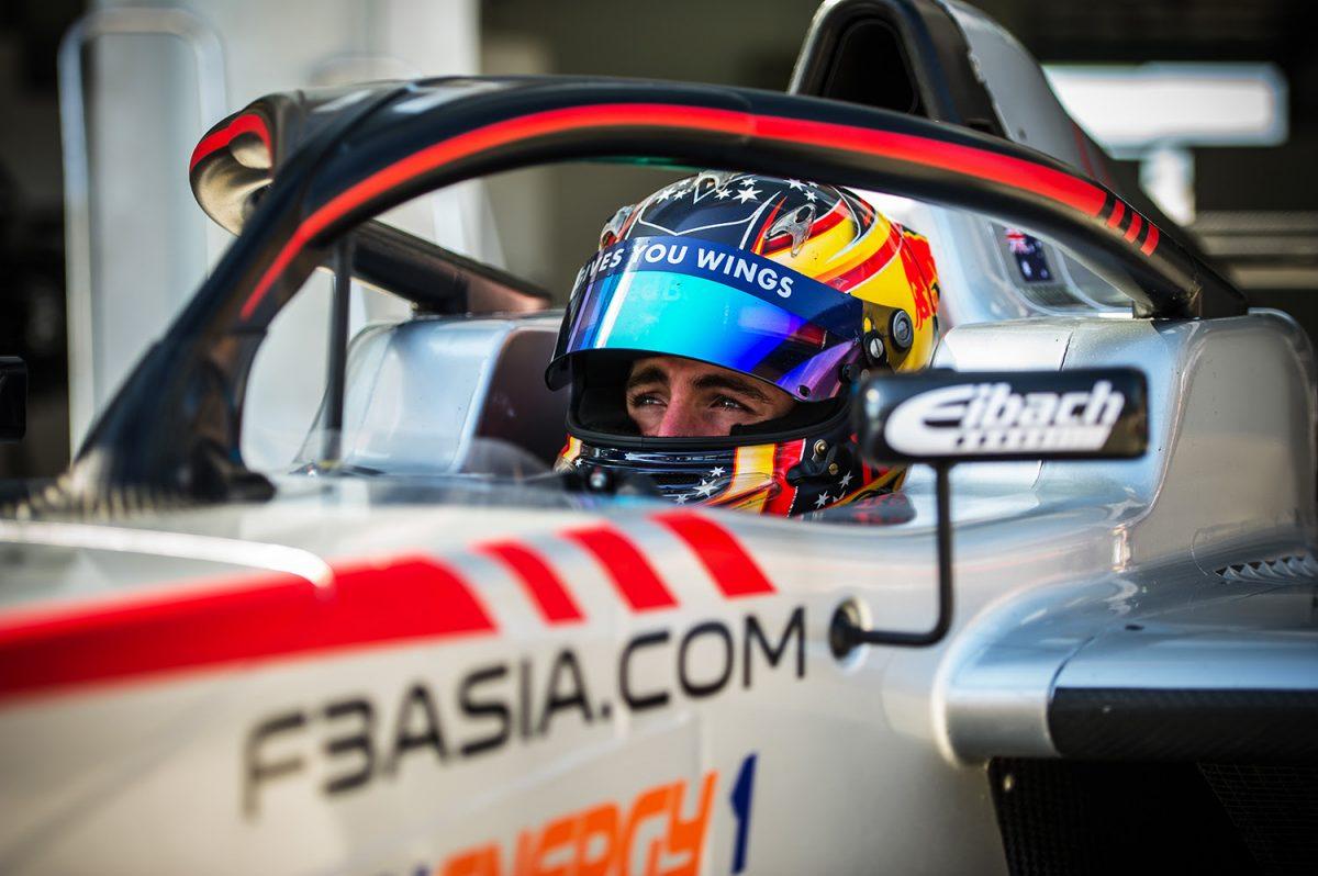 Jack Doohan adds Asian F3 to 2019 program - Speedcafe