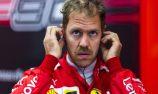 Vettel denies he cracked under pressure in Bahrain