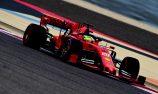 Mick Schumacher felt 'at home' driving Ferrari