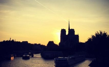 SRO contributes €50,000 to Notre-Dame repair