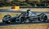 Mercedes completes maiden Formula E test