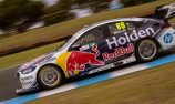 Triple Eight explains Whincup's loose wheel