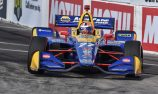 Rossi takes comfortable victory in Long Beach