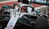 Russell tops Bahrain F1 test for Mercedes