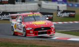 Qualifying errors led to slower race strategy for McLaughlin