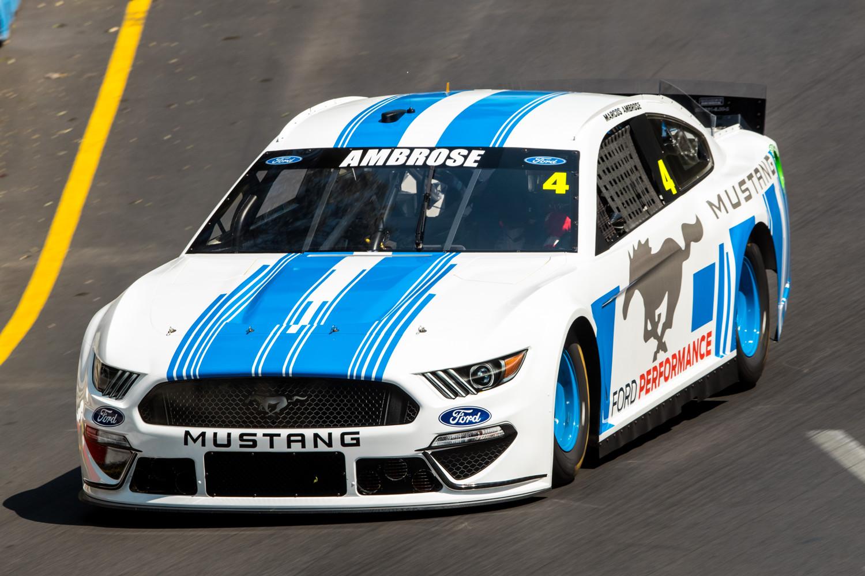 Penske NASCAR Mustang heading back to US - Speedcafe