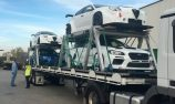 TCR cars arrive in Australia