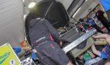 Engine change for Heimgartner Altima